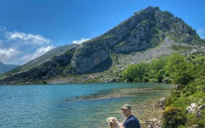Lagos de Covadonga 🌳💦🐾