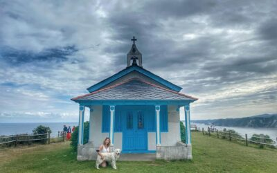Ermita de La Regalina, Cadavedo ⛪🐶